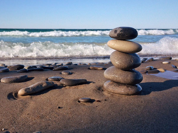 Finding balance when you want it all.