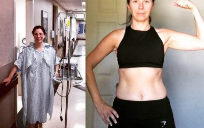 Strength Training changed how my body recovered from Endo surgery six.